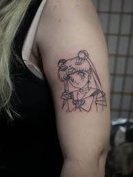 The Symbolism of the Sailor Moon Tattoo Meaning