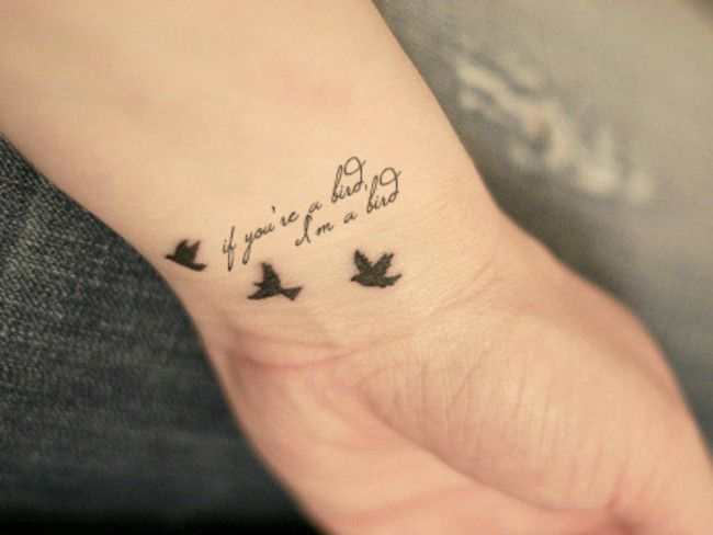 Best Tattoo Design Ideas For Your Wrist