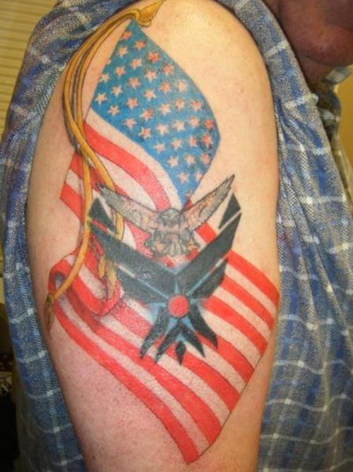 American Tattoo – A fusion of cultures