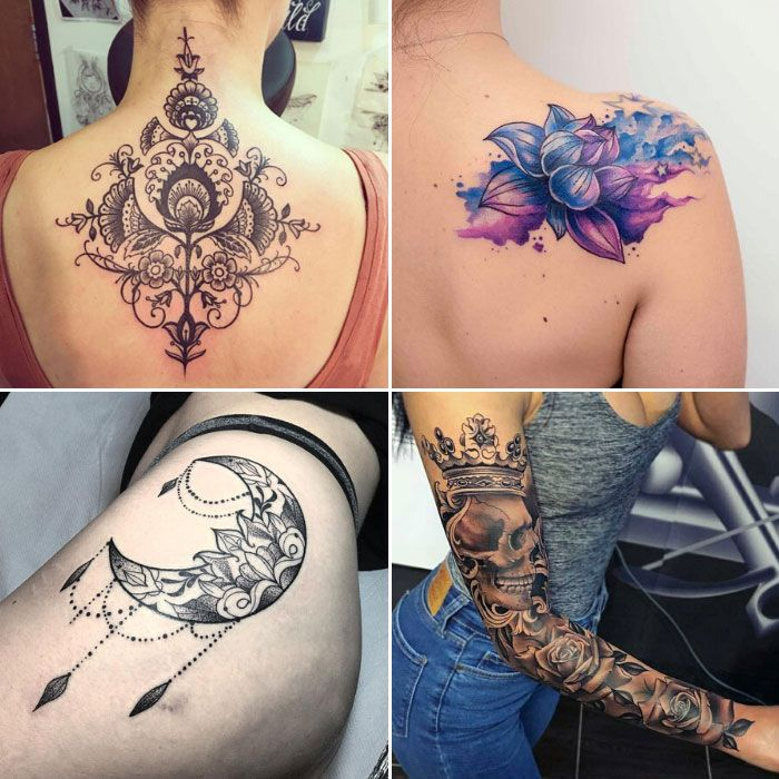Choose The Best Tattoo For Women