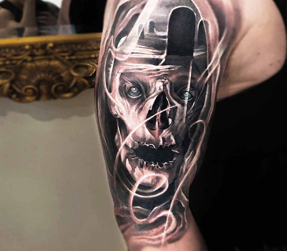 Death Tattoo Ideas – Find Out the Best Meaning for Your Tattoo