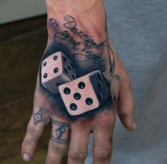 How to Choose the Best Dice Tattoo Design For You