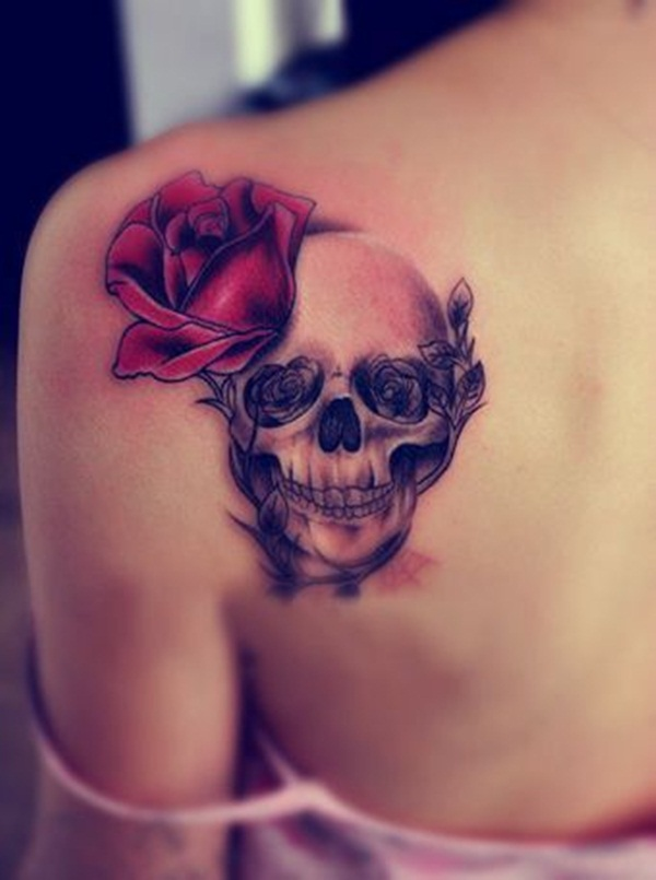 Skull Tattoo Design Ideas For Females – How to Design a Unique and Powerful Skull Tattoo