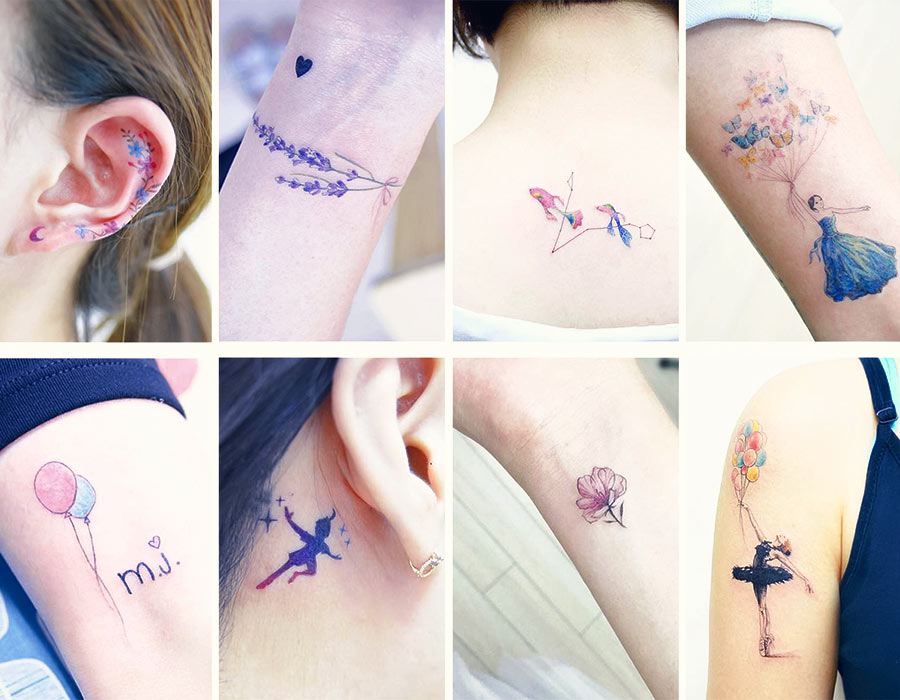 The Popular Tattoos and Their Meanings