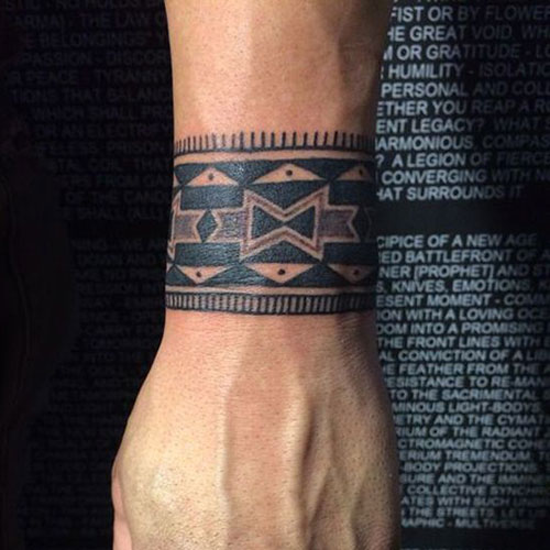 Modern Image ideas For Wrist Tattoos For Guys