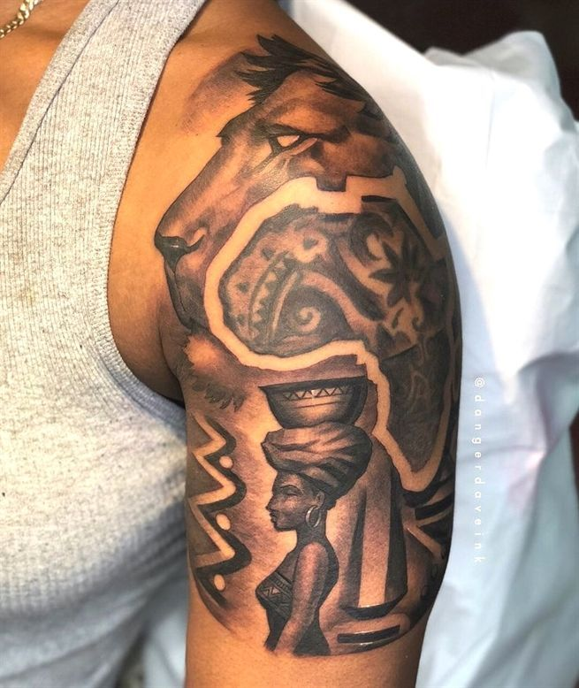 African Tattoos Sleeves – What You Need to Know Before Getting Your Art Made