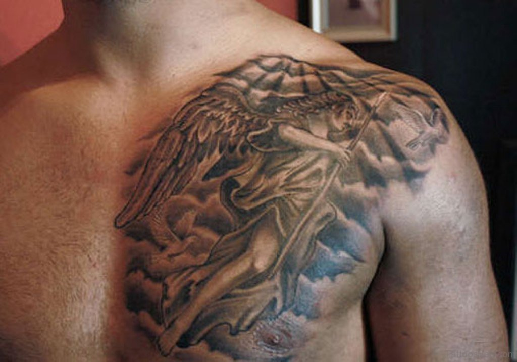 Angel Tattoo For Men – Finding Unique Image ideas