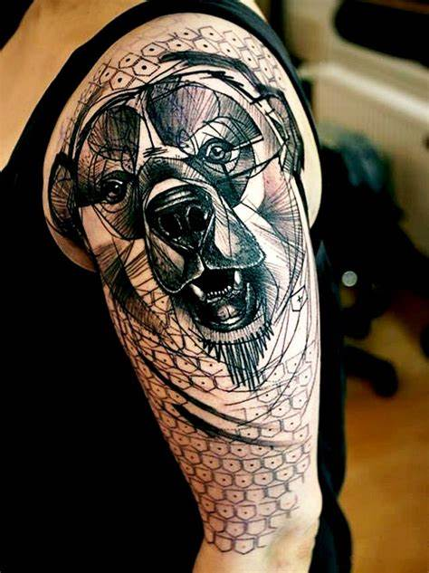 What is it that makes a Badass Tattoo for Men so special?