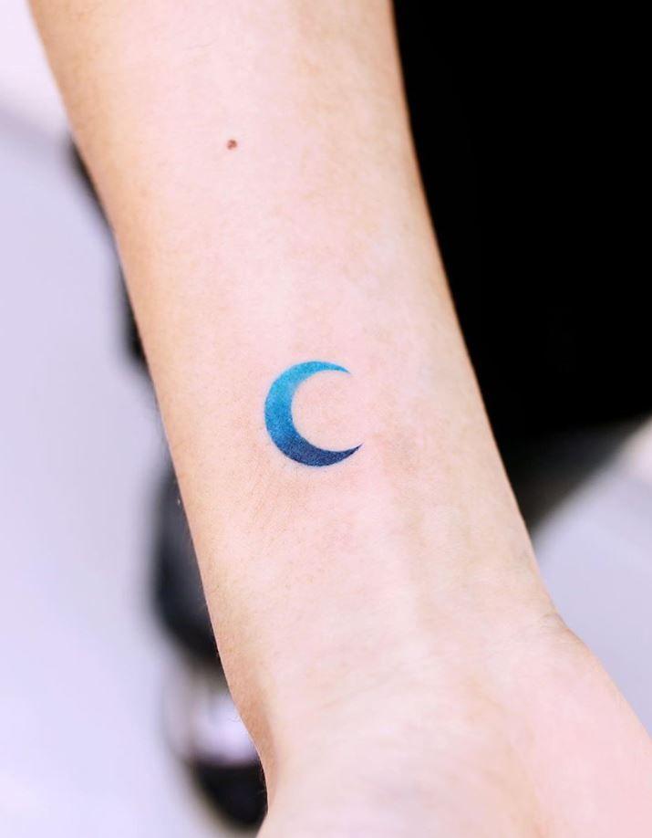Picture design Tips – Blue Moon Tatoo ideas