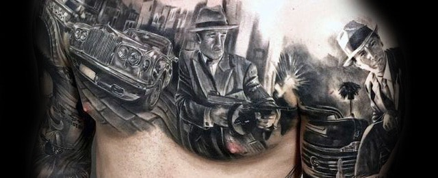 Gangster Image ideas – Gangster Picture design Ideas
