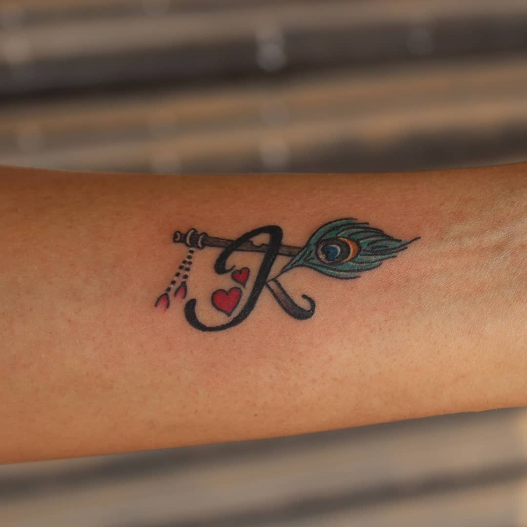 K Names Tattoo Design – Choosing Your Small tattoo Drawing