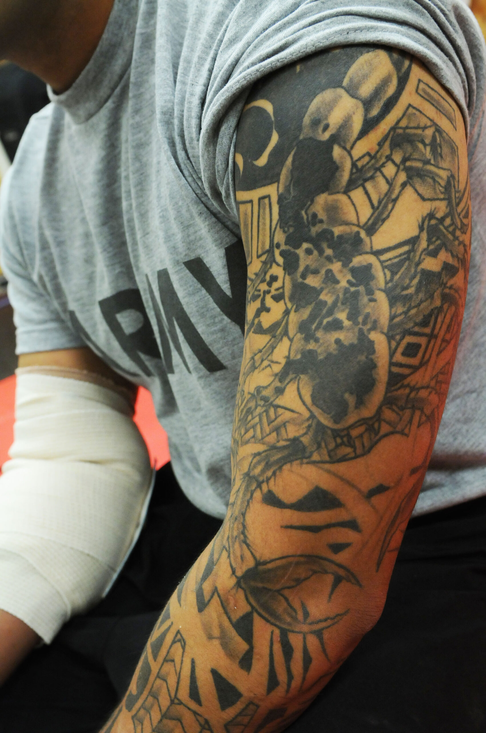 Top 5 Ideas For Unique military sleeve tattoo Picture designs For Men