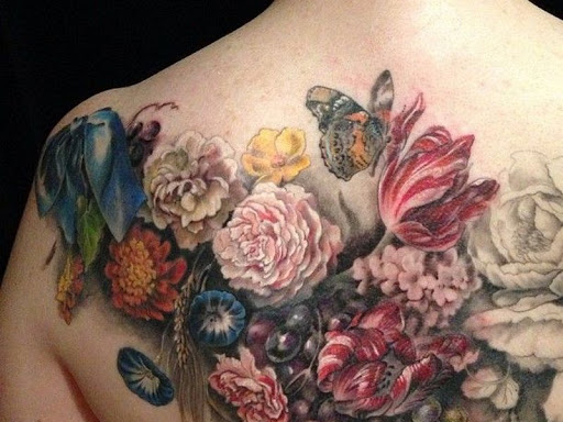 The Meaning of the Peony Tattoo Design ideas