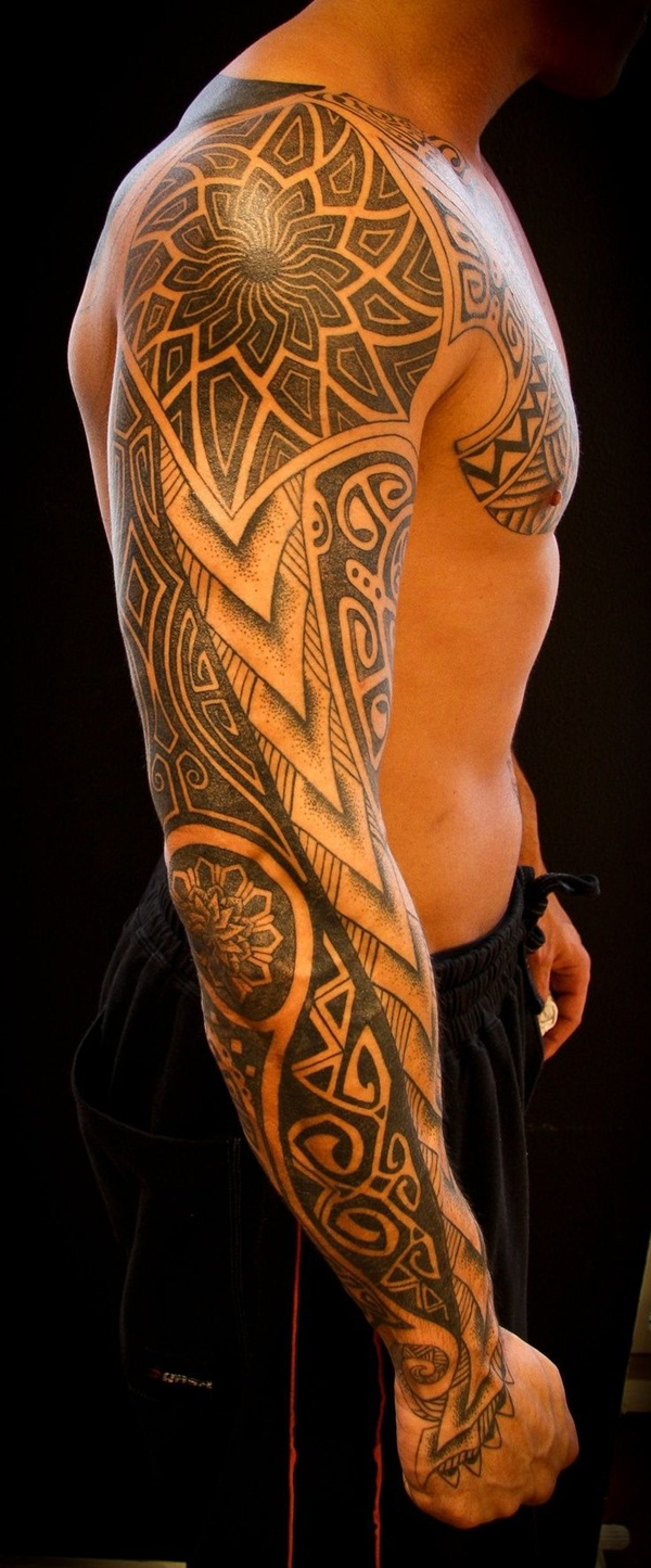 Polynesian Tattoo Designs – Picture design Suggestions