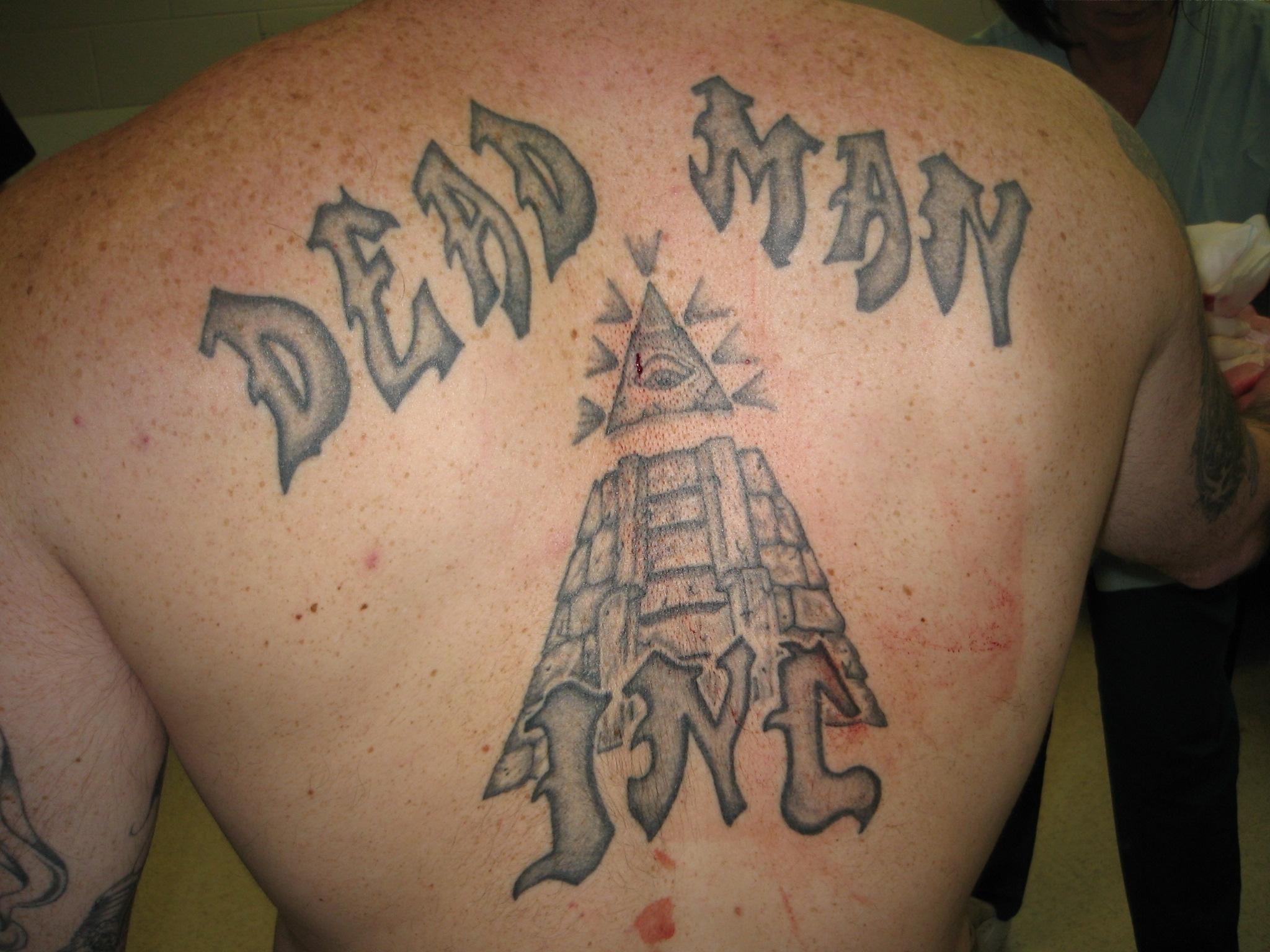 prison Tattoo meanings – Best Tattoo design ideas