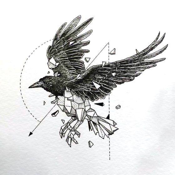 Raven Tattoo designs – Best Tattoo design ideas