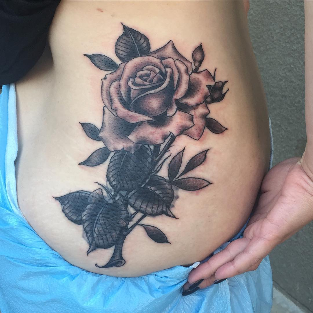Tattoo Drawings and Ideas – Suggestions and Tips on Your First Rose Cover Up Tattoo!