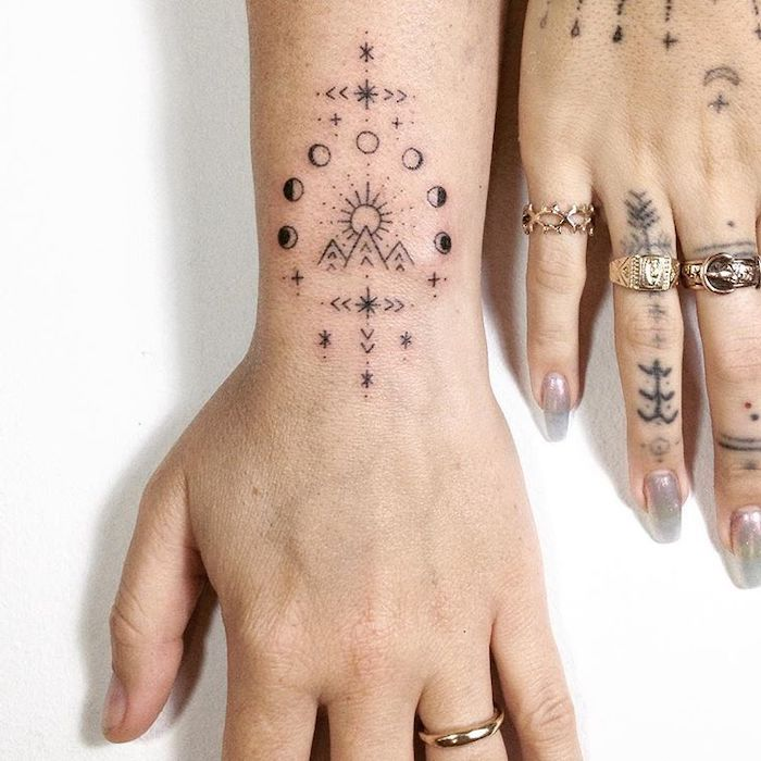 Special Tattoo And Meanings