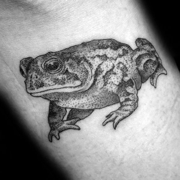 best toad tattoo Design ideas for men