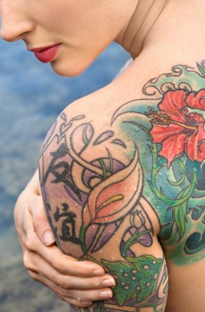 Choosing Vegan Tattoo Ink