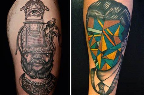 Finding the Best Weird Tattoo designs For Your Unique Personality