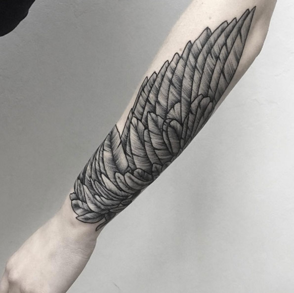 Top Tattoo Ideas For wing tattoos Pictures For Men – Find Out the Ultimate Tattoo Idea