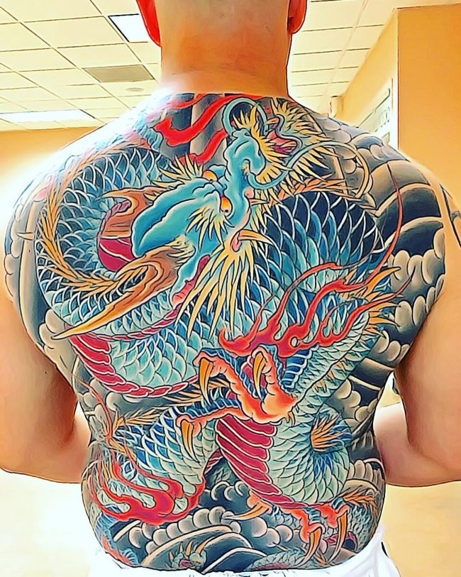 Yakuza Back Tattoo – Tips On Getting A Back Tattoo That Suits You